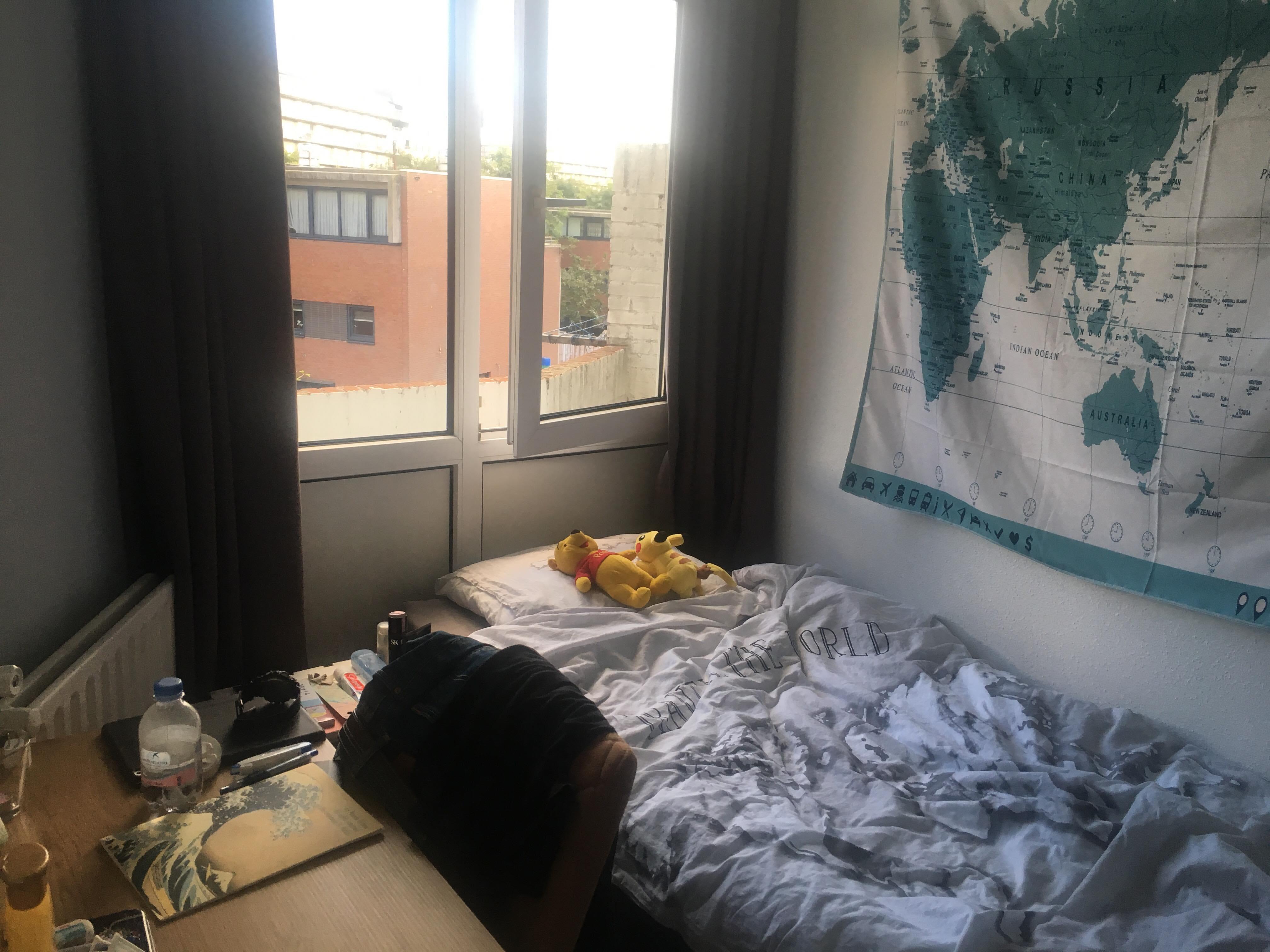 對,我來荷蘭了. 【近況報告】順利在荷蘭活過第一天,因為時差,對我來說 8/28 有 30… | by Hong-Cheng Hsiao | Aug ...