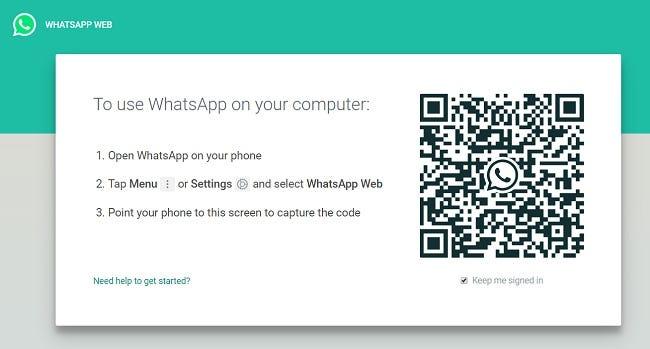 Membuat WhatsApp Web Jadi Lebih Privat