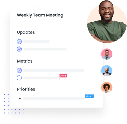 All states require corporations to take and distribute minutes of meetings, and all states requir. 10 Meeting Agenda Templates For Highly Productive Meetings By Fellow App Fellow App What Great Managers Know Medium