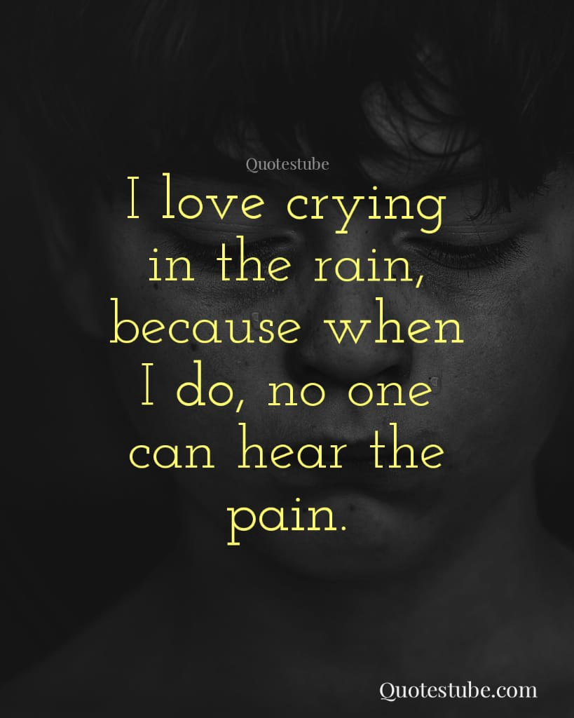 Quotes On Sad : quotes, Quotes, About, Life., Sometimes,, Getting, Dissolved, Sadness…, Medium
