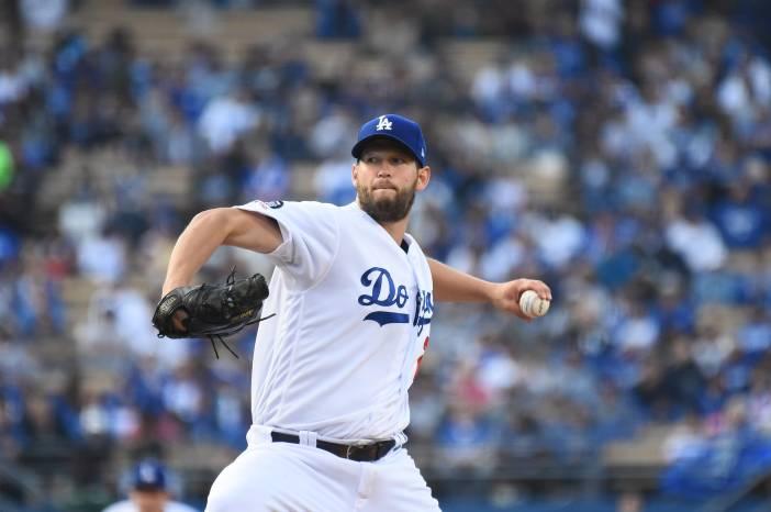 Resultado de imagen para Clayton Kershaw, Los Angeles Dodgers