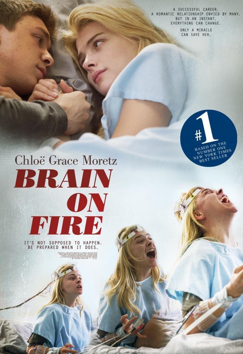 Brain on Fire en streaming - Papyflix.com