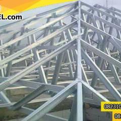 Atap Baja Ringan Karawang 082310096644 Tangerang Jasa Pemasangan Rangka