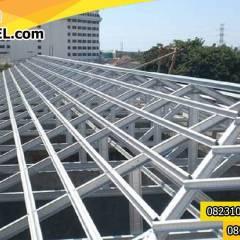 Jasa Pasang Baja Ringan Karawang 082310096644 Kota Tangerang Pemasangan Rangka Atap