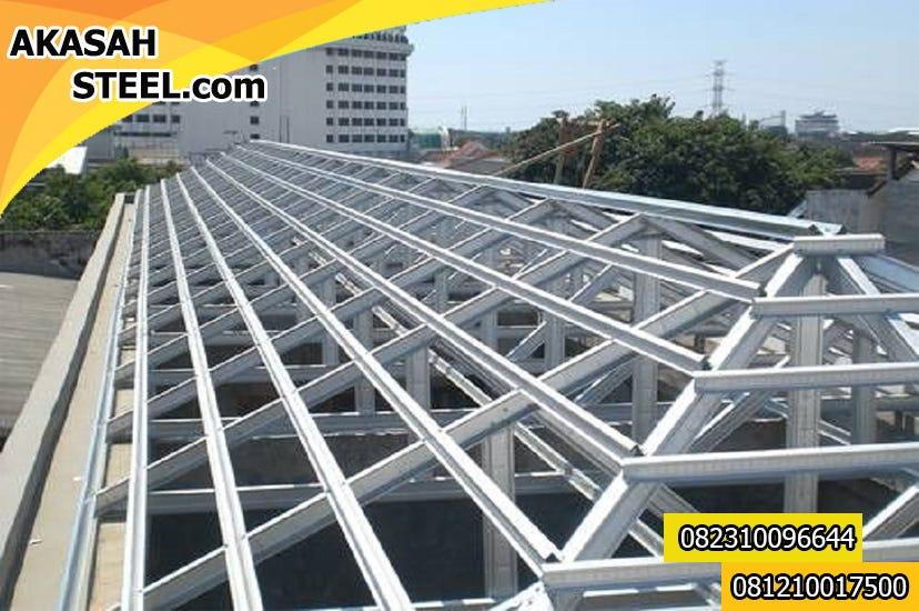 harga cnp baja ringan 1mm 082310096644 kota tangerang jasa pemasangan rangka atap