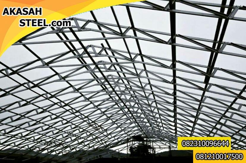 jasa pasang baja ringan karawang 082310096644 kosambi pemasangan rangka atap murah