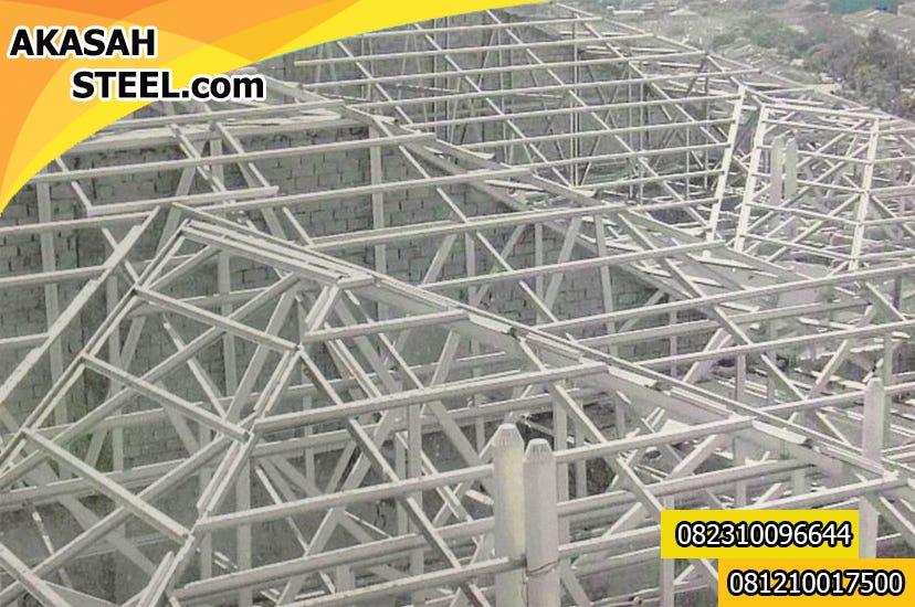 perusahaan baja ringan di jakarta 082310096644 jasa pemasangan rangka atap murah