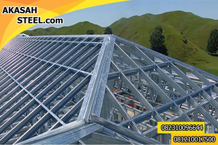 pemasangan baja ringan murah 082310096644 grogol jasa rangka atap