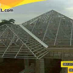 Harga Cnp Baja Ringan 1mm 082310096644 Setu Jasa Pemasangan Rangka Atap Murah