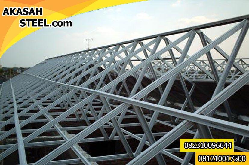 jual baja ringan di ciledug 082310096644 jasa pemasangan rangka atap murah