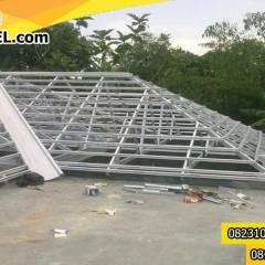 Jasa Pasang Baja Ringan Karawang 082310096644 Jayanti Pemasangan Rangka Atap Murah