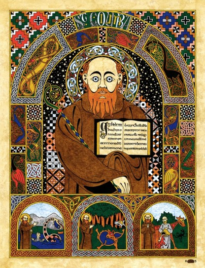 """The Rule of St. Columba. Last Lent I wrote about my """"personal… 