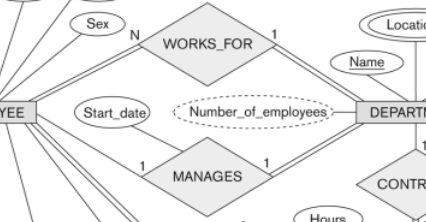 Database — Modeling : Entity Relationship Diagram (ERD