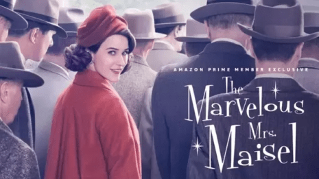 Image result for mrs maisel