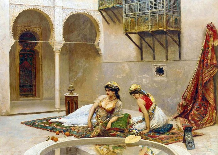 The Sex Lives of Women in a Mughal Harem | by Mythili the dreamer | Lessons  from History | Medium