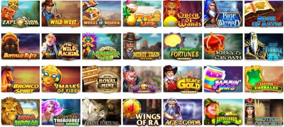 Koleksi Game Slot Online Terlengkap