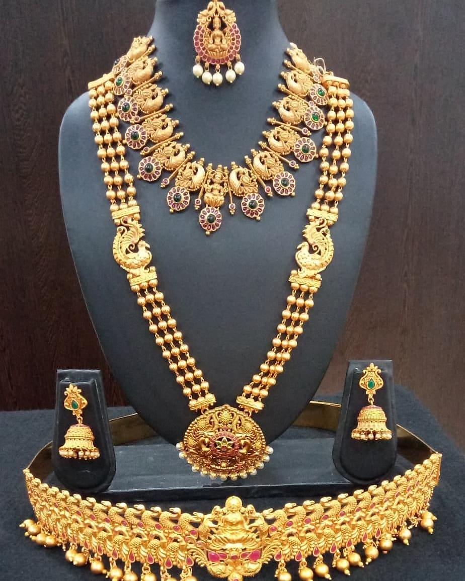 Bridal Jewellery For Rent : bridal, jewellery, Rental, Jewellery, Coimbatore., Wedding, Collections, The…, Medium