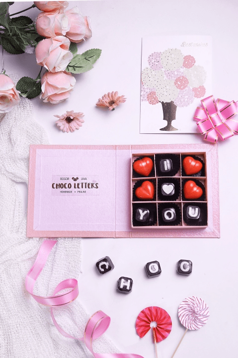 Products by Chocoletters