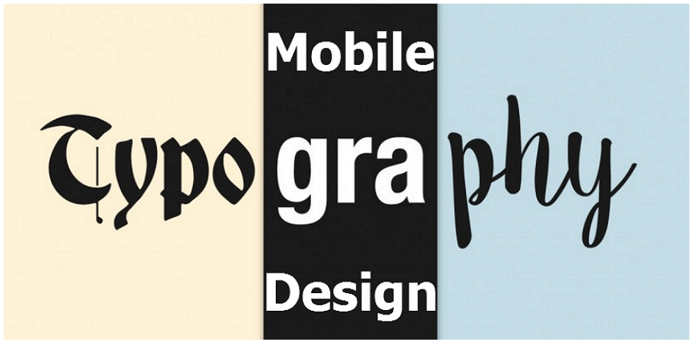 Typography In Mobile Design 15 Best Practices To Excellent Ui By Trista Liu Muzli Design Inspiration
