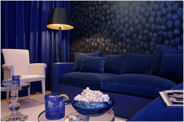 Blue Shades In Interior Design Rules And Tips Best Ideas By Colin Stevenson Medium
