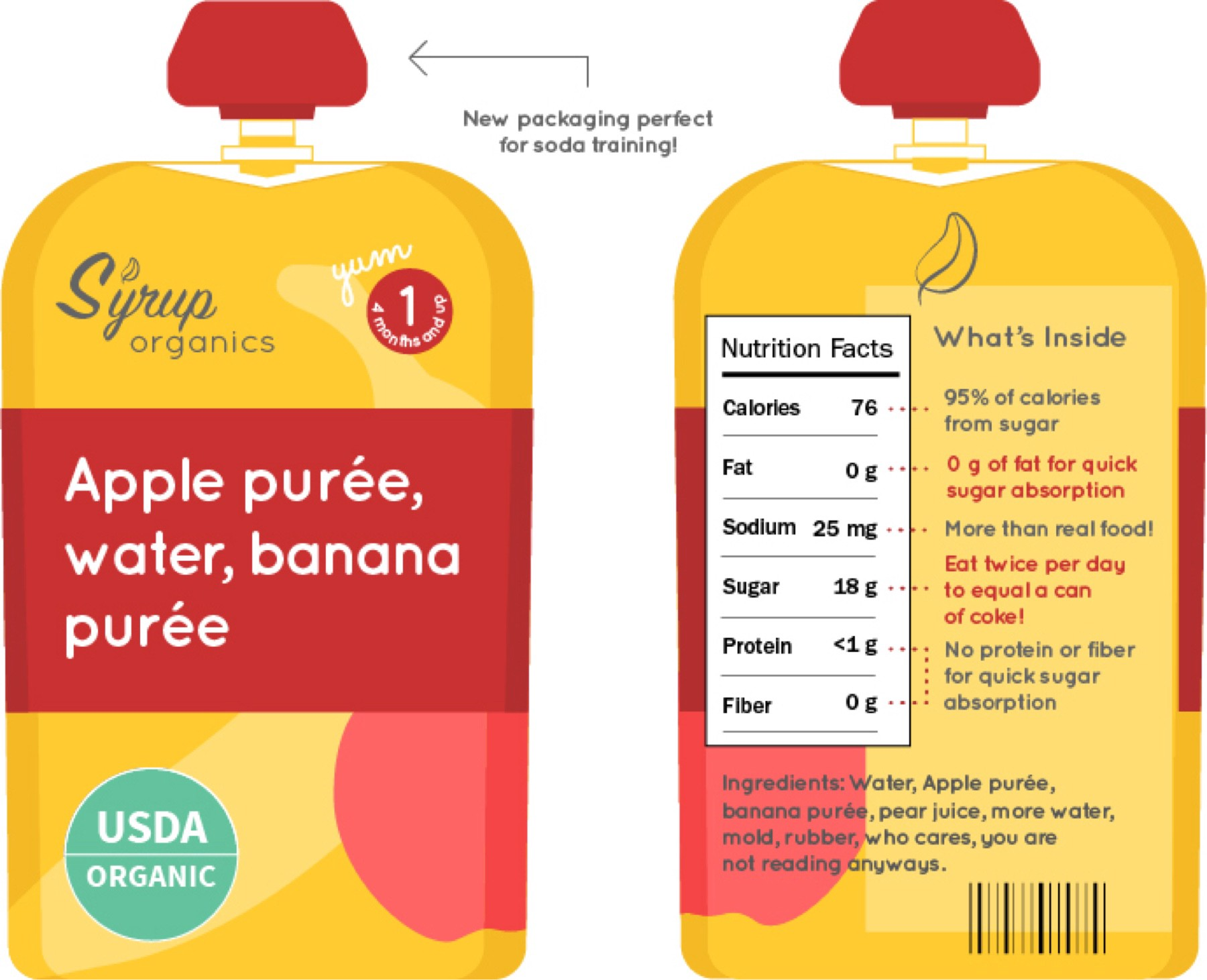 Baby Food Labels Are Lying To You