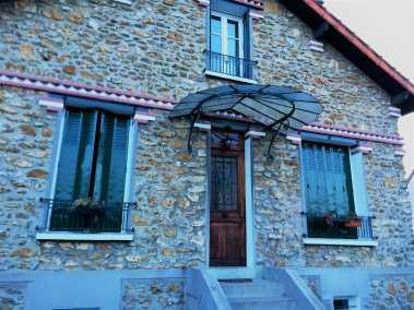 La Miroiterie Yerroise - marquise en verre réparation rénovation - Essonne - 3