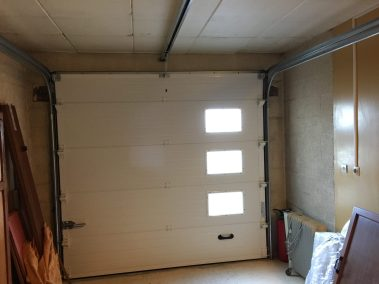 porte de garage - La Miroiterie Yerroise - Essonne 91-2