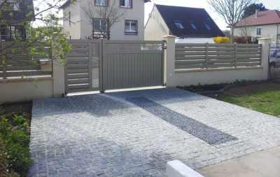 Large choix de portail pour votre maison