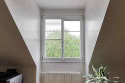 fenêtre PVC blanc  brunoy