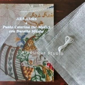 книга по итальянской вышивке
