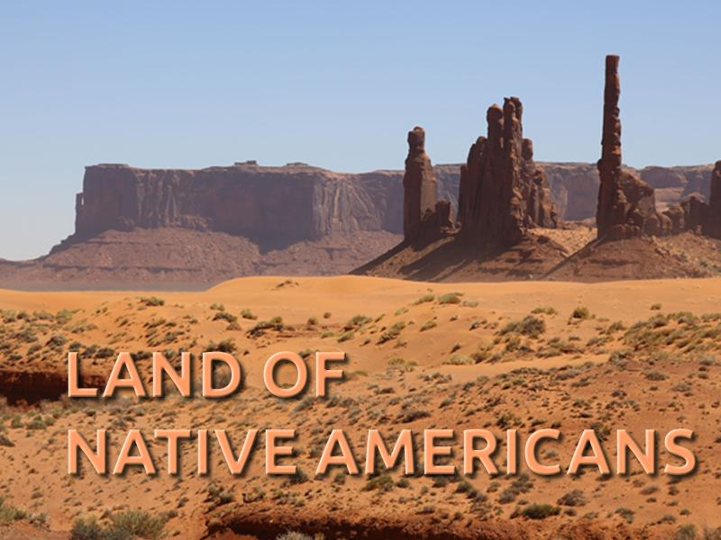XPLORE HORIZON Southwest  Land of Native Americans