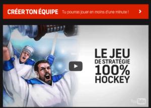 Ligue virtuelle de hockey | miron & cies