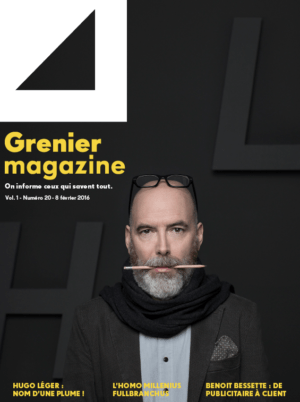 Grenier Magazine | miron & cies