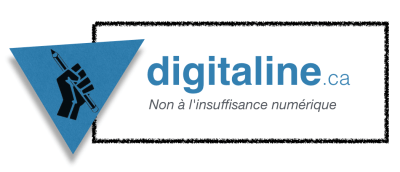digitaline.ca, le blog de Normand Miron