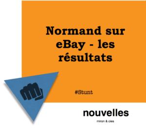 Normand sur eBay - les résultats | miron & cies