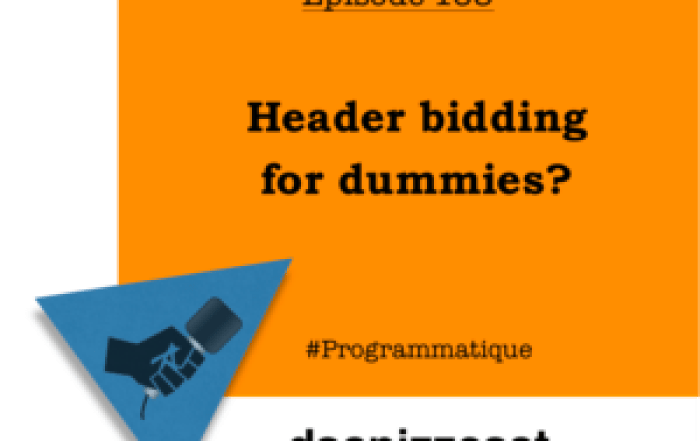 Header bidding for dummies | daspizzcast.ca