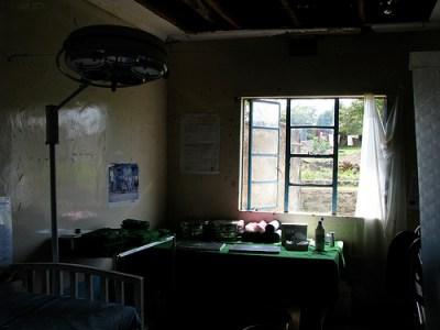 Hospital maternity wing in Magunga, Kenya (DFID via Flickr)