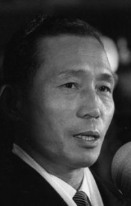 Berlin, Staatsbesuch Präsident von Süd-Korea