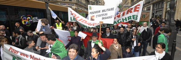 Paving the Way: Algeria in Transition