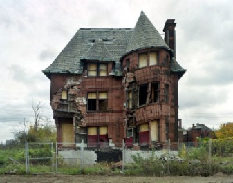 Yves Marchand & Romain Meffre, 'The Ruins of Detroit'