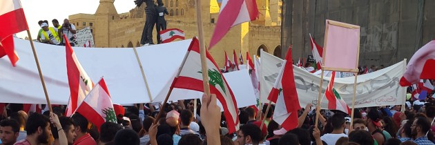 The Garbage Crisis in Lebanon: Revealing the Political Failure