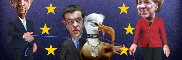 """Greece's new """"Necktie Revolution"""" and the slow death of a revolutionary movement"""