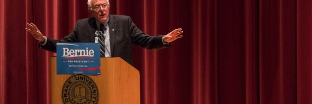 Bernie – A Candidate for the Working People