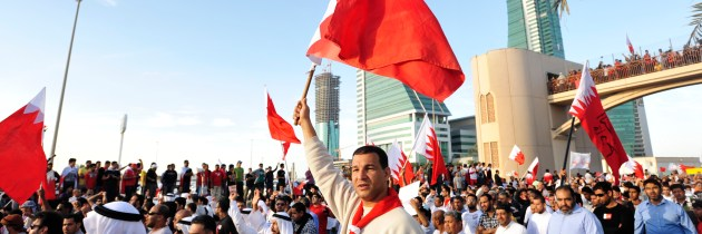 The Unknown Uprisings: Five Years Later, Bahrain's Protests Still Virtually Ignored In the West