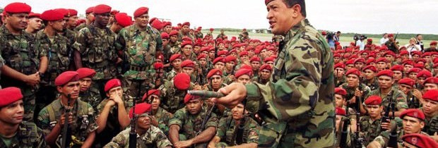 Bolivarian Gatekeepers: the Road to Military Praetorianism