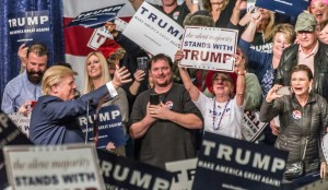 Trump successfully courted the blue collar vote with an unrealistic promise of bringing back many manufacturing jobs.