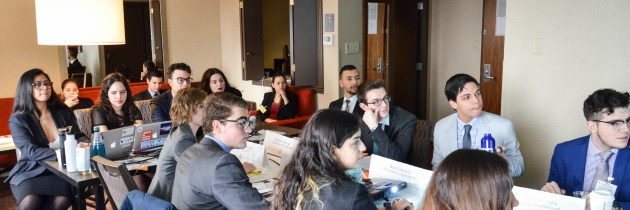 McMUN 2017: The Silk Road: The Future of the Mongol Empire