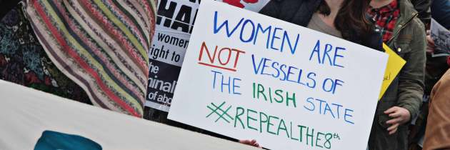 Repeal, Defund, or Legalize: The Fight for Abortion in Ireland and the United States