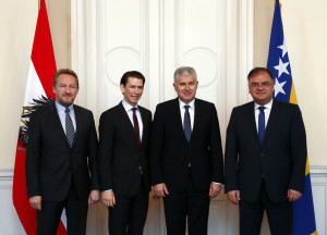 All three members of the Presidency meet with Austrian Minister of Foreign Affairs (https://www.flickr.com/photos/minoritenplatz8/with/24600151890/)