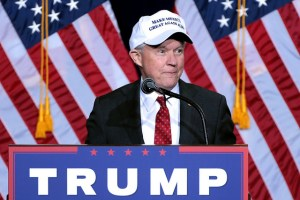 Current Attorney General, Jeff Sessions, a longtime Trump backer, communicated with the Russian government despite his denials. https://flic.kr/p/KNUPy7